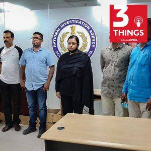 The accused arrested in the Kerala gold smuggling case
