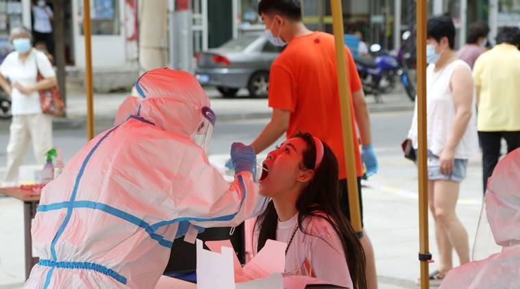 Chinese mainland reports 68 new confirmed COVID-19 cases