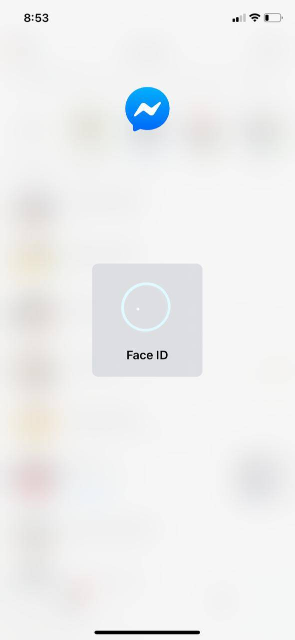 facebook, facebook messenger, lock facebook messenger with face ID, lock facebook messenger app with touch id, how to lock facebook messenger, facebook tips and tricks