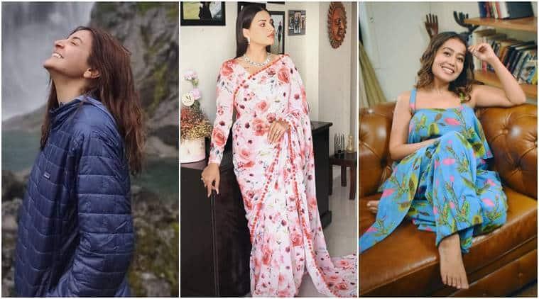 hina khan, himanshi khurana, anushka sharma, neha kakkar photos