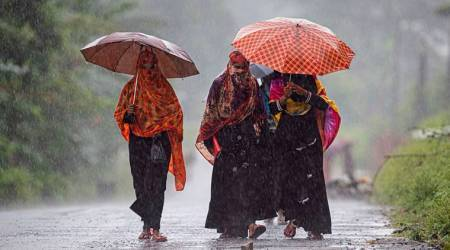 imd forecast, weather forecast, imd predicts heavy rain, orange alert, Maharashtra, Gujarat, Madhya Pradesh, Uttar Pradesh, Chhattisgarh, Bihar, indian express