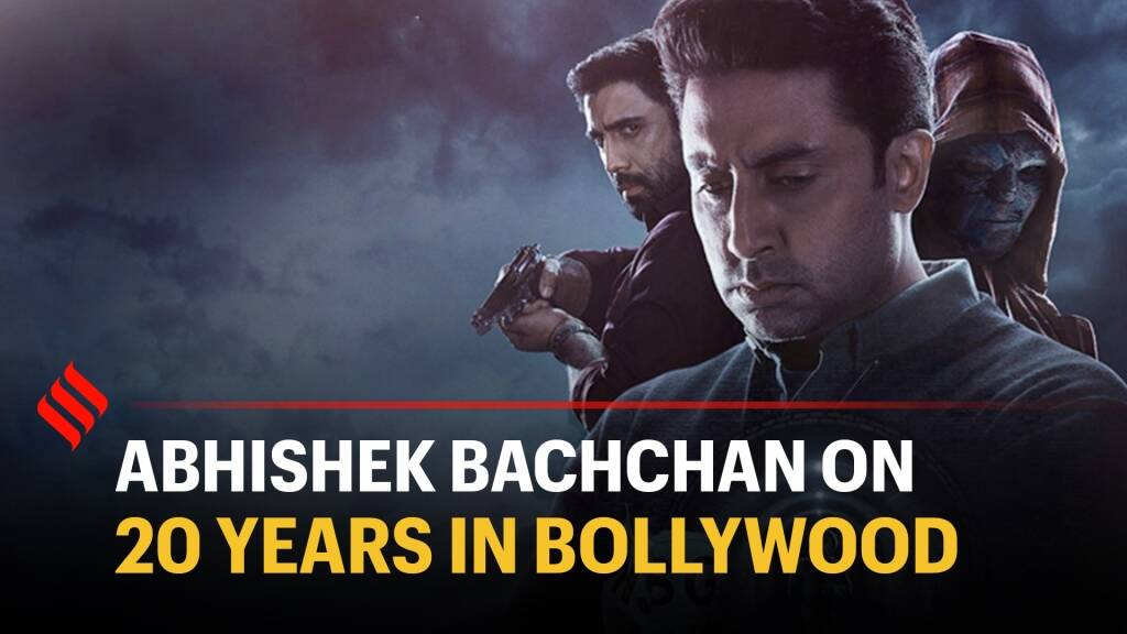 The heroes of Breathe Into The Shadows are the writers: Abhishek Bachchan