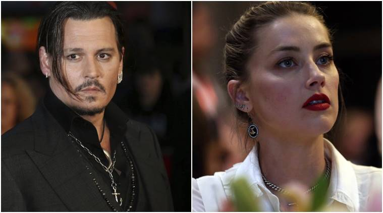 Amber Heard accuses Johnny Depp of abuse during relationship