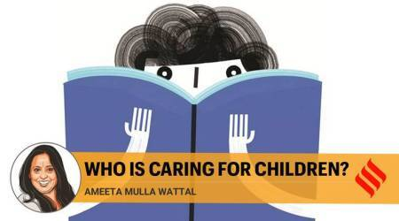 Coronavirus impact, Covid impact on Children, Express opinion, Ameeta Mulla Wattal writes, Covid India children education, Children mental health, Indian express