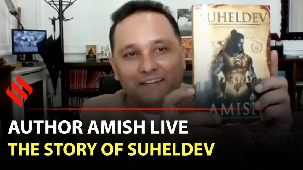 Author Amish on the story of Suheldev