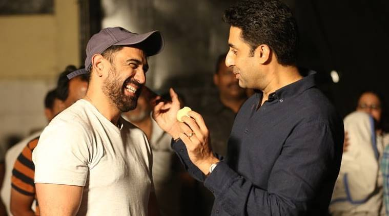 amit sadh abhishek bachchan breathe into the shadow