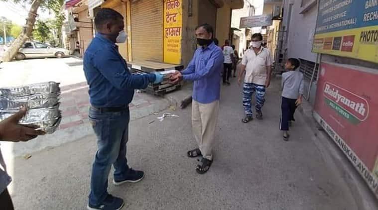 Coronavirus death, covid cases, Delhi covid volunteers, Delhi coronavirus cases, civil defence volunteer, Delhi news, Indian express news