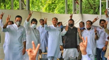 Rajasthan crisis, Rajasthan government crisis, Ashok Gehlot close aides, Sachin Pilot Ashok Gehlot tiff, India news, Indian Express