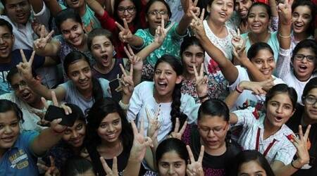 Class 12 CBSE results: Girls top in three of four streams