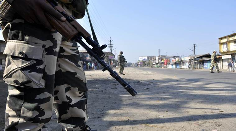 Govt nudges paramilitary to open doors for transgenders