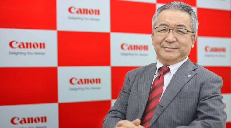 Canon, Canon CEO, Canon pandemic, Canon COVID-19 pandemic, Canon EOS R6, Canon EOS R5, Canon EOS R6 launched, Canon EOS R5 launched