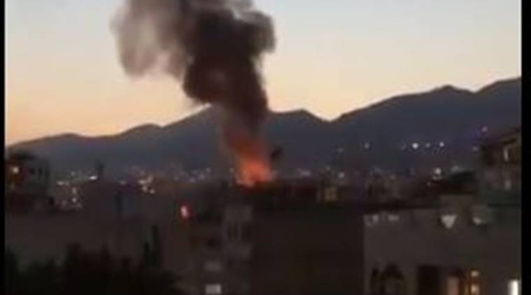 tehran blast, iran medical centre blast, tehran blast news,