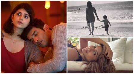 Celebrity social media photos, Sanjana Sanghi, Sunny Leone, Jennifer Winget