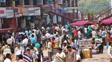 Chandigarh markets, Odd-even system, Chandigarh news, Punjab news, Indian express news