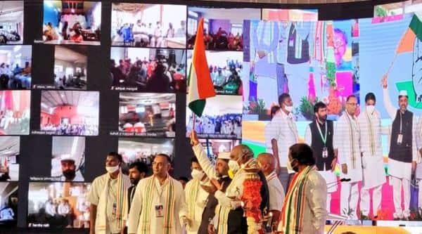 DK Shivakumar, KPCC, KPCC President, Prathigna Dina