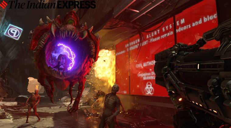 Doom Eternal Review, Doom Eternal, Doom Eternal video game Review, sale of Doom Eternal, price of Doom Eternal, Doom Eternal PlayStation, Doom Eternal Xbox