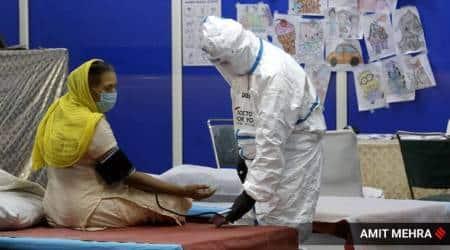 Haryana health dept website uploads details of Covid care hospitals, availability of beds