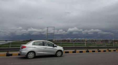 Delhi air pollution, Air air due to covid lockdown, Coronavirus Lockdown, Delhi's nitrogen dioxide, Delhi air, Indian express