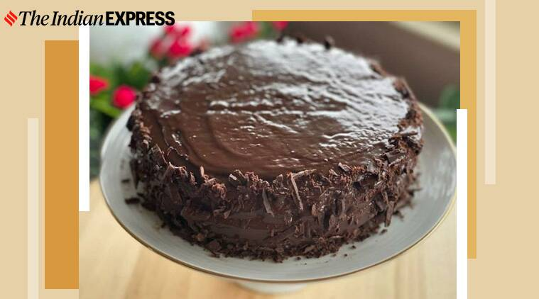 Celebrate A Special Occasion With This Easy Chocolate Cake Lifestyle News The Indian Express