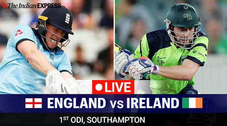 England vs Ireland 1st ODI Highlights: England recover from scare to post comfortable win