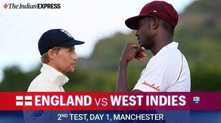 England vs West Indies 2nd Test Day 1 Live Cricket Score Updates: Sibley scores 50 across 3 sessions