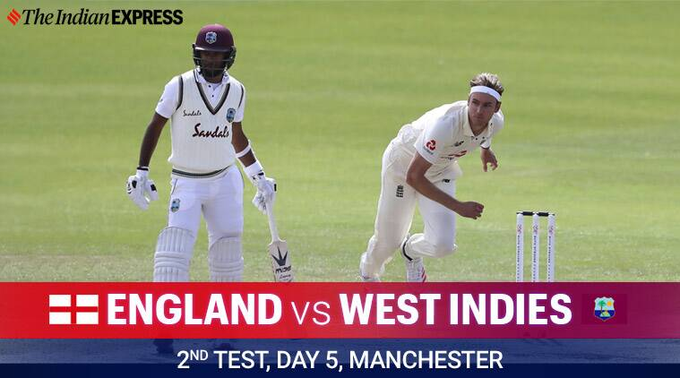 England vs West Indies 3rd Test, Day 5 Highlights: ENG win by 269 runs