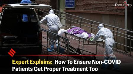 Expert Explains: How To Ensure Non-COVID Patients Get Proper Treatment Too