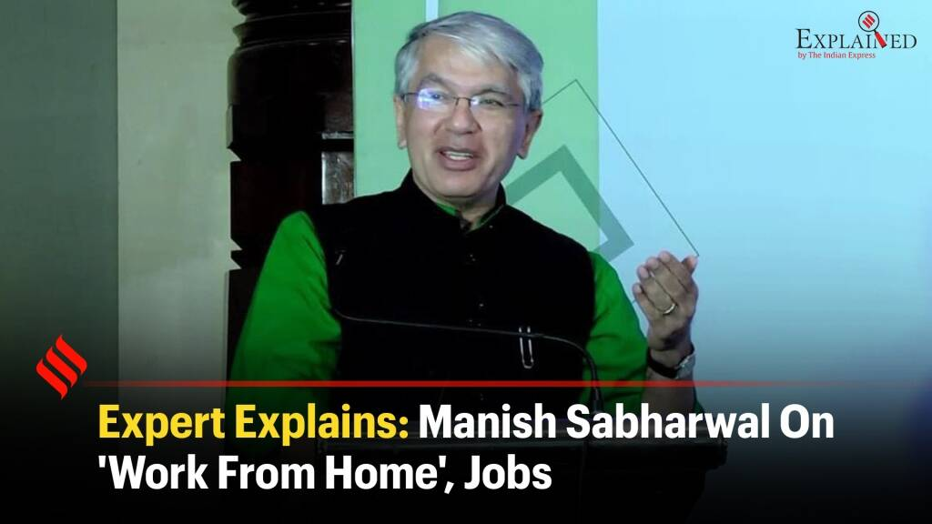 Expert Explains: Manish Sabharwal On 'Work From Home', Jobs