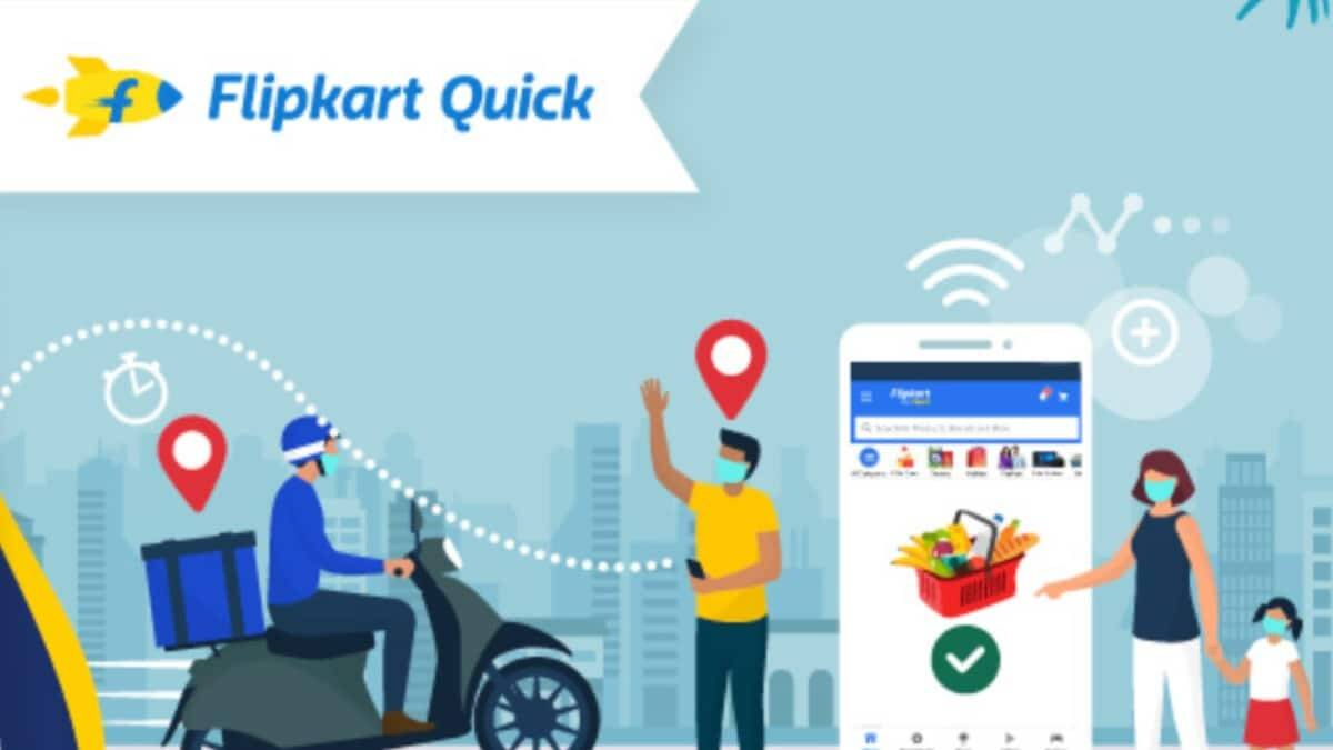Flipkart Quick, 90 min grocery delivery service: All you need to know | Technology News,The Indian Express