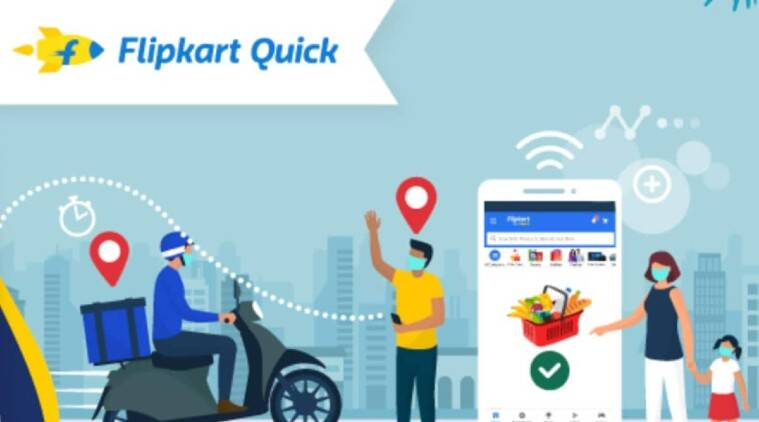 Flipkart Quick, 90 min grocery delivery service: All you need to ...
