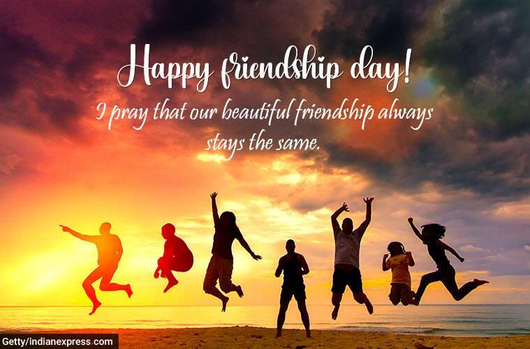 Happy Friendship Day 2020 Wishes Images: Cheers to great friendships.