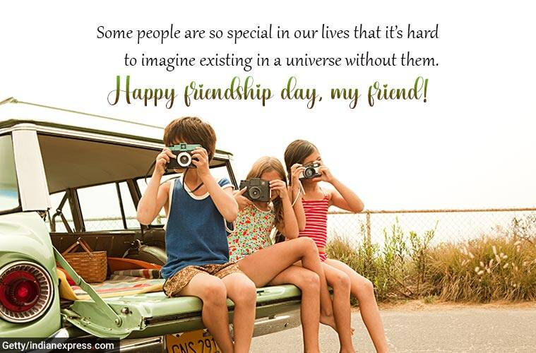 Happy Friendship Day 2020 Wishes Images