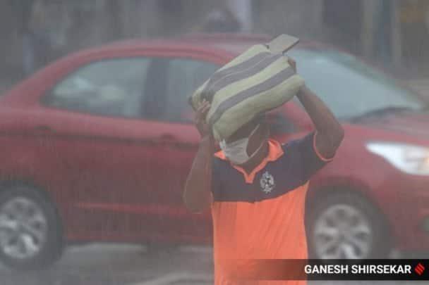 mumbai rainfall prediction, mumbai rains, mumbai news, mumbai city news, maharashtra news, indian express news