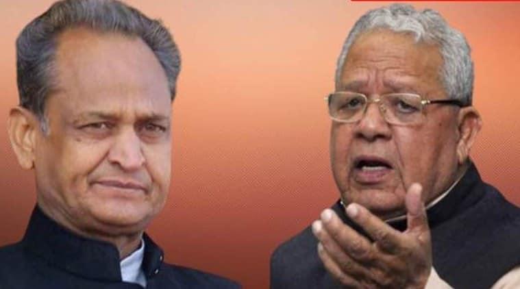 Rajasthan government crisis