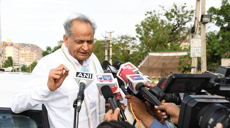 Audio clips on toppling Rajasthan govt genuine, can be sent abroad for tests: CM Gehlot