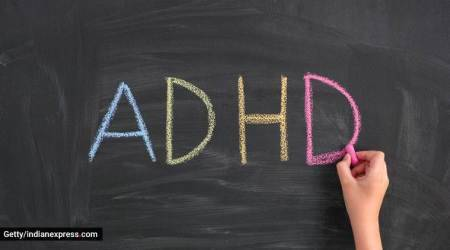 ADHD, child with ADHD, what is ADHD, child with ADHD board exam results, learning disabilities, parenting, indian express news