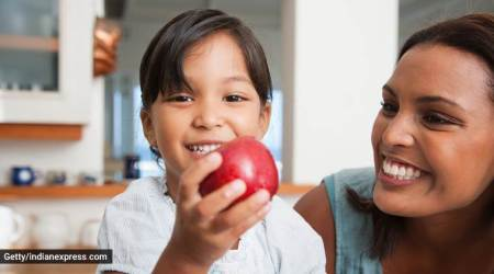 healthy living for kids, healthy eating for children, children's health and nutrition, keeping children healthy in pandemic, parenting, indian express, indian express news