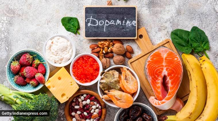 dopamine, what is dopamine, how to boost dopamine level naturally, health, healthy eating, indian express, indian express news
