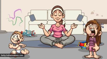 mom bloggers, mom bloggers lockdown experience, moms and kids, parenting, Instagram moms, indian express, indian express news