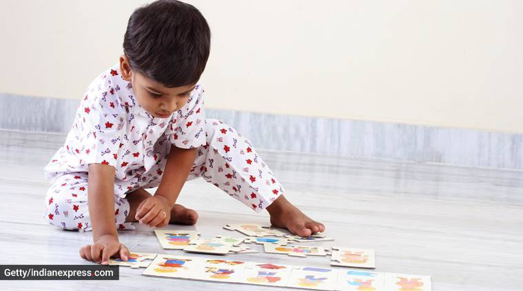 online learning, nursery and pre nursery, kids learning online, early childhood education, parenting, indian express, indian express news
