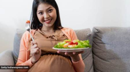 pregnancy, healthy eating, healthy recipes, easy recipes for pregnant women, parenting, indian express, indian express news