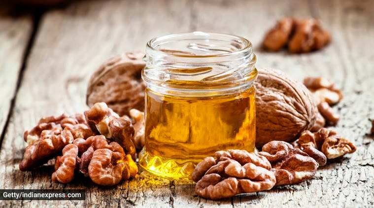 walnut oil, hair care, walnut oil for hair care, how to make walnut oil at home, indian express, indian express news