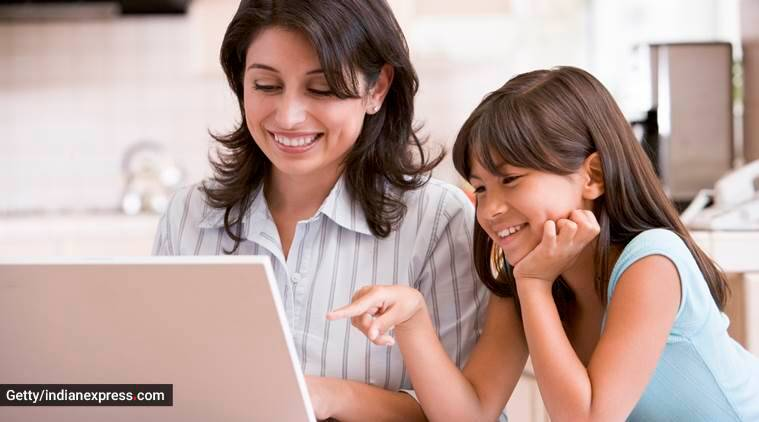 work from home, working mothers, tips for mothers who are working from home, parenting, indian express, indian express news
