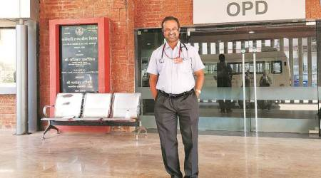 Doctor heading team in Goa's lone Covid hospital returns home after 98 days