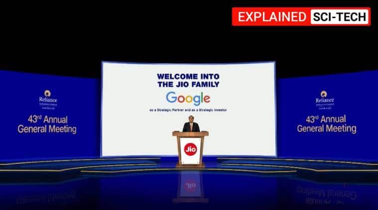 google, jio, google jio, google jio deal, google jio deal news, google investment in jio, google investment in jio news, google investment in india, google investment in india news, google news, google investment news, google latest new, ril agm 2020, reliance agm 2020