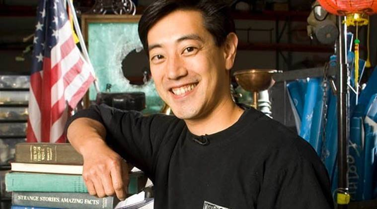 Grant Imahara dies from brain aneurysm