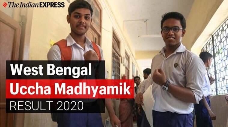 West Bengal HS 12th Result 2020
