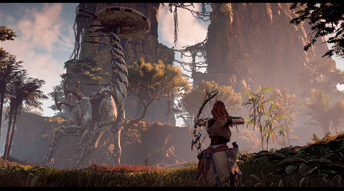 horizon zero dawn free download, sony ps4 free games, sony ps5 free games, 10 free ps4 games, how to download free ps4 games, Abzu, Enter the Gungeon, Rez Infinite, Subnautica, The Witness, Astro Bot Rescue Mission, Moss, Thumper, Paper Beast