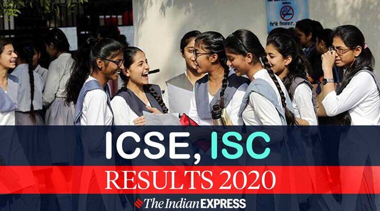 ICSE 10th, ISC 12th result 2020