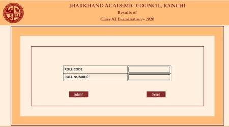 JAC class 11 result, jharkhand board 11 result 2020, jac.nic.in, jacresults.com, jharresults.nic.in, jac.jharkhand.gov.in, india result education news